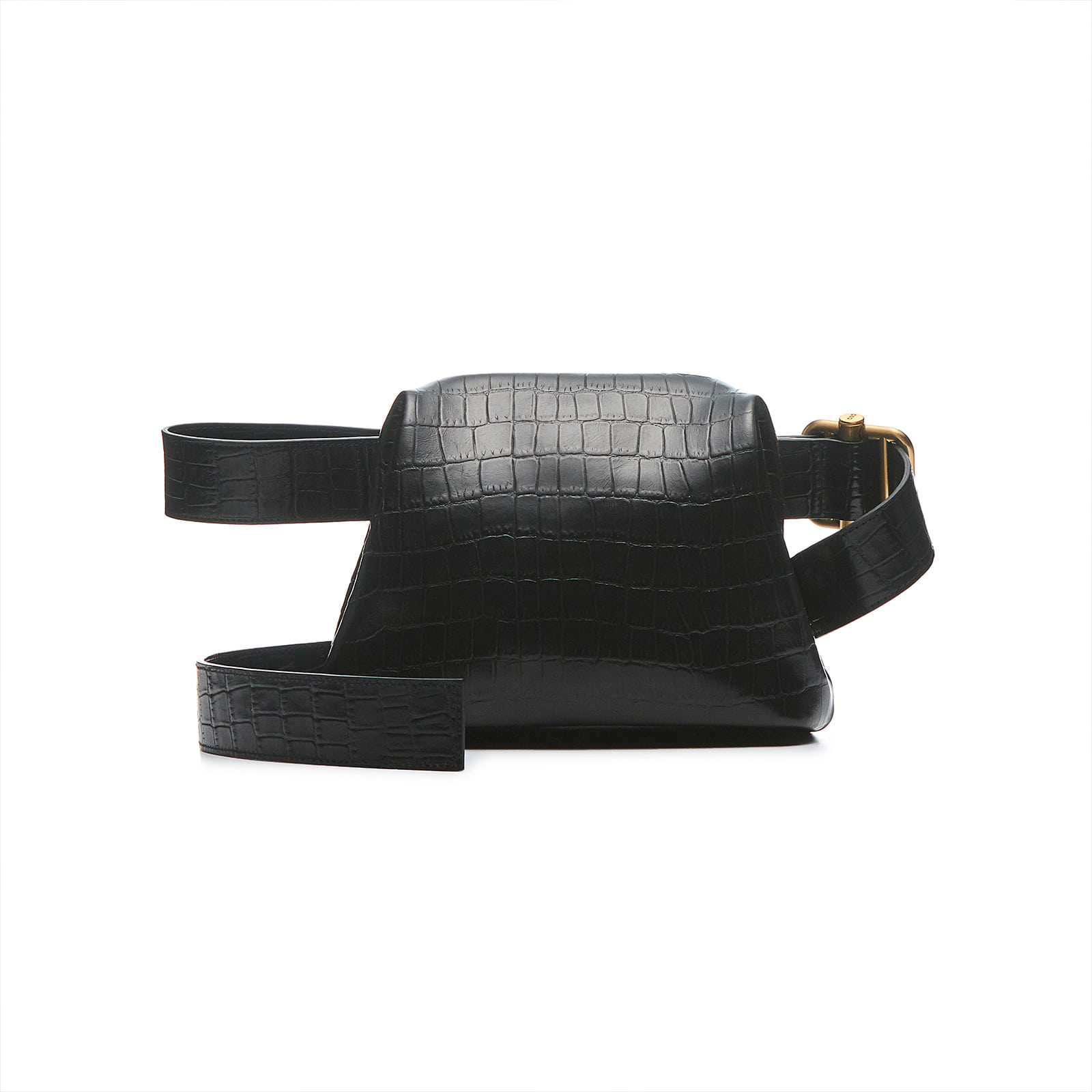 [EXCLUSIVE] MINI BROT [CROCO BLACK]