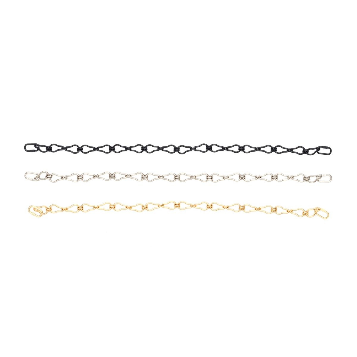 TOAST/DUTCH BROT CHAIN STRAP [3 COLORS]